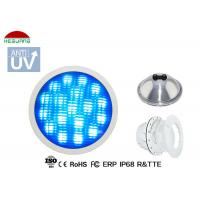Wholesale 10m Length Par 56 LED Pool Light AC 24W , Multi Color Stainless Steel Pool Lights from china suppliers