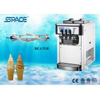 Buy cheap Commercial Table Top Ice Cream Machine , Soft Serve Ice Cream Equipment from wholesalers