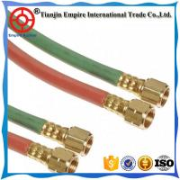 Wholesale EN559 Green and red for Oxygen and Acetylene Fuel Gas Grade R for acetylene oxy-acetylene only from china suppliers