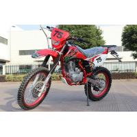 Wholesale CDI Lgnition Gas Powered Dirt Bikes 150cc Mini Type 150KG Loading Weight from china suppliers