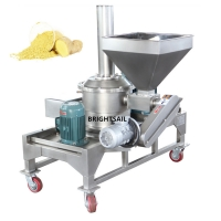 Wholesale Yield Up To 1800kg Per Hr 6 To 2500 Mesh Powder Fineness Ginger Powder Processing Machine from china suppliers
