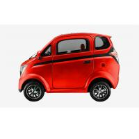 Wholesale Max 45 Km/H Mini Electric Car Family With 50Ah Battery 6-8hs Charging OEM from china suppliers