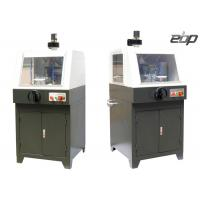 Buy cheap 2800rpm Metallographic Sample Abrasive Cutting Machine Controllable Feeding Speed from wholesalers