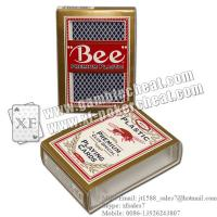 Wholesale XF Bee UV marked playing cards|marked poker from china suppliers