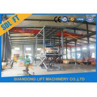 Buy cheap Reliable Double Deck Car Parking System , 2 Cars Hydraulic Scissor Lift For from wholesalers