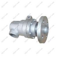 Wholesale Monoflow flange connection 40A high temperature hot oil rotary union for Rubber industry from china suppliers