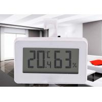 Wholesale Hanging and Flip Stand Large Lcd Display Small Digital Hygro Thermometer With Magnet from china suppliers