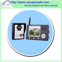 Wholesale 3.5 Wireless video intercom system from china suppliers