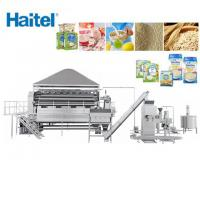 Buy cheap Strong Stability Breakfast Cereal Making Machine Easy Control Long Life from wholesalers