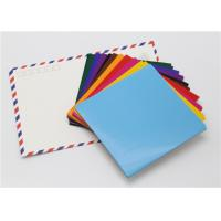 Wholesale Handy Matt Gummed Paper Squares Assorted Colour For School Children Handwork from china suppliers