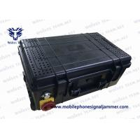 Buy cheap WIFI GPS Mobile Phone Signal Jammer GSM 3G 4G LTE 4G Wimax Omni Directiona from wholesalers