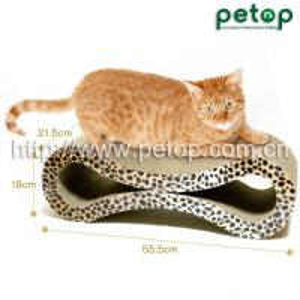 China PT1002 Hot Selling Corrugated Cardboard Cat Scratcher on sale