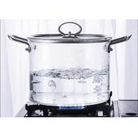 Buy cheap Clear Double Ear Borosilicate Pyrex Glass Cooking Pots from wholesalers