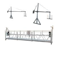 Buy cheap 220V / 60 HZ / 3 Phase ZLP630 Suspended Cradle Aluminum Alloy - 6m from wholesalers