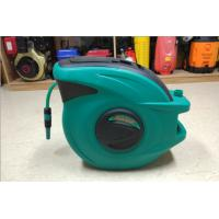 Buy cheap Self Laying Retractable Water Hose Reel With Flexible And Easy Handle from wholesalers