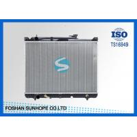 Buy cheap 17700-77E20 Aluminum Radiator With Transmission Cooler For Vehicle Fin Tube from wholesalers
