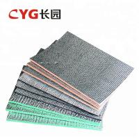 Wholesale xlpe aluminum foil foam building material from china suppliers