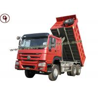 Wholesale 15m3 HOWO 6X4 336HP Heavy Duty Dump Truck from china suppliers