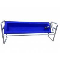 Wholesale 2.3m LLDPE Rotating Opening Animal Water Trough For Cow from china suppliers