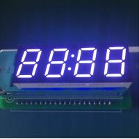 Buy cheap Common Anode Digital Clock Display 0.56 Inch High Luminous Intensity Output from wholesalers