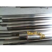 China 201 304 polish finished stainless steel welded pipe for decoration , 201 stainless steel welded pipe on sale