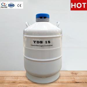 China TianChi 15L storage liquid nitrogen tank quotation in PA on sale