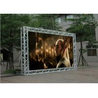 Wholesale Full Color P5 LED Wall Screen Display Outdoor High BrightnessAlum Cabinet from china suppliers