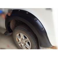 China Ford Ranger T6 2012 2013 2014 Wheel Arch Flares , Over Fender Garnish PP Material on sale