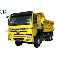 Wholesale Euro 2 10 Wheeler Heavy Dump Truck Double Axle Tipper Truck For Transportation from china suppliers
