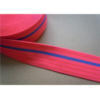 Wholesale Dying Heavy Duty Elastic Webbing For Furniture , Hammock Webbing Straps for garment from china suppliers