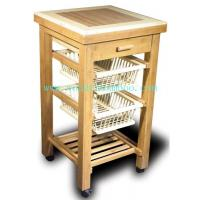 Wholesale Kitchen cart & chop tables WM-228 from china suppliers