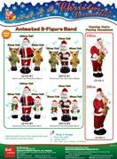 Quality BigAnimated Santa for sale