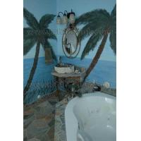Wholesale fossil wood sink bathroom project 01 from china suppliers