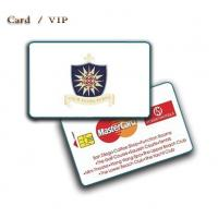 Wholesale Transparent Card/VIP Card/Membership Card LQC022 from china suppliers