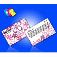 Wholesale Plastic PVC Card HYS-126P from china suppliers