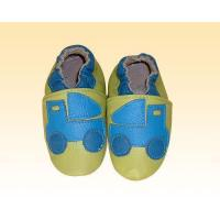 Wholesale Leather baby shoes Product Id:QXL-KC-1 from china suppliers