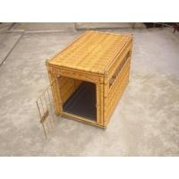 Wholesale wooden dog kennels Model Number: MJJC-D028 from china suppliers