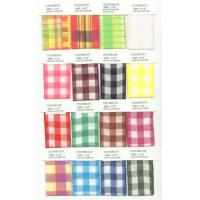 Buy cheap Plaid Ribbon 9054 & 9050 & P3-0115-1 & W90911501 from wholesalers