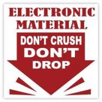 Electrostatic Warning Labels