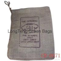Wholesale gunny drawstring bag GB-0002 from china suppliers