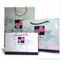 Buy cheap paper packing bag LT-405 from wholesalers