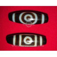 Wholesale One-eyed Dzi with Sky-and-Earth Motif from china suppliers