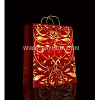 Wholesale Gift Paper Bag Item No09 Red Pattern-1 from china suppliers