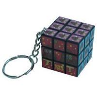 Wholesale Key Ring Magic Cube 40MM from china suppliers