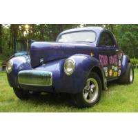 Wholesale 1940 Willys Coupe Gasser Drag Car from china suppliers