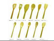 Wholesale Bamboo Spoon, Fork ,Knife,spatula from china suppliers