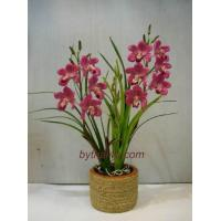 Wholesale CLAY FLOWERS Cymbidium L from china suppliers