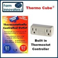Wholesale / BATH / GARAGE THERMO-CUBE THERMOSTATICALLY CONTROLLED OUTLET from china suppliers