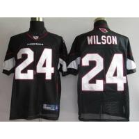 Buy cheap Reebok NFL Jerseys Arizona Cardicals 24 Wilson black from wholesalers