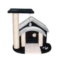 Wholesale House-shape Cat Scratcher (CR 2192) from china suppliers